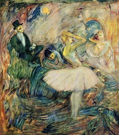 Aufnäher 10 X 5 by The Dancer In Her Dressing Room Henri De Toulouse Lautrec