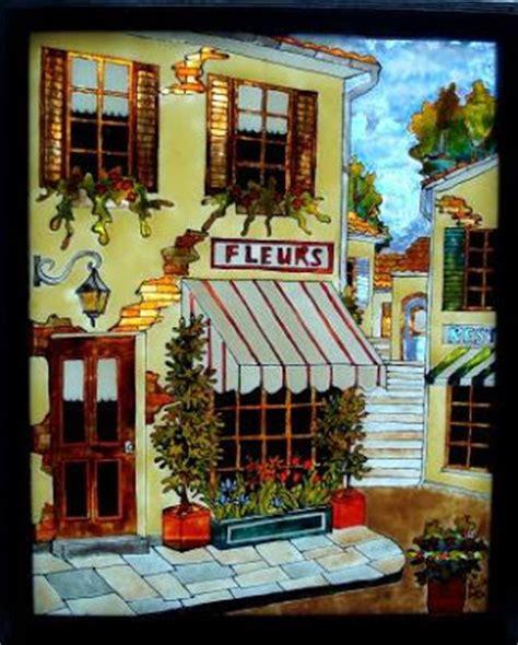 In Vitraux Nîmes by Mes Passions Faux Vitrail