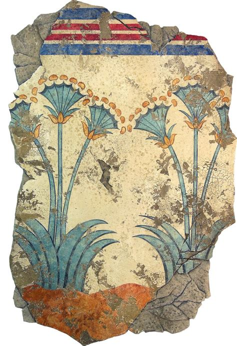 Find In Greece Minoan Frescos Akrotiri A Collection Of Ideas To