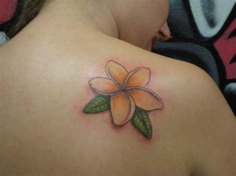 tattoo frangipani flower plumeria tattoo future tattoos pinterest