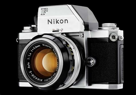 the 9 most influential nikon cameras