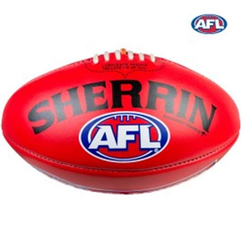 On The Afl by Official Afl Balls Replicas