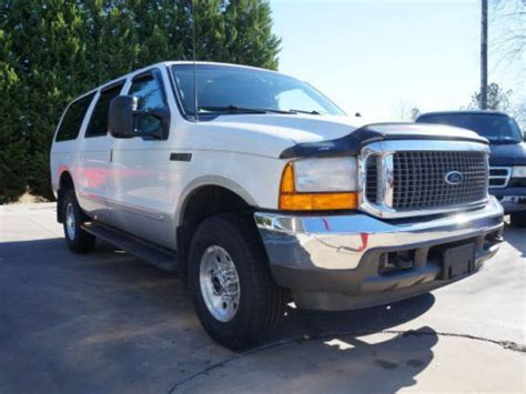 2000 Ford Excursion Xlt by Find Used 2000 Ford Excursion Xlt In 2857 S St High
