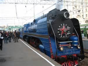 Golden Eagle Trans Siberian Railway Journey