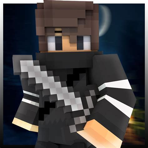 beaufiful minecraft profile picture template photos