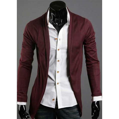 Sale Murah P Da Alma 17802 cardigan pria korea sweater tunic