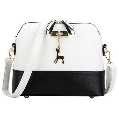 Tas Bag Selempang Wanita Warna Pink tas selempang wanita model deer black white jakartanotebook