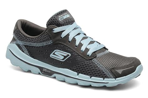 Jual Skechers Go Run 2 skechers go run 2 13555 sport shoes in grey at sarenza co uk 161712