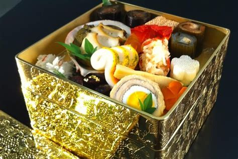 new year bento box why is this new year s meal 229 000 japan real time wsj