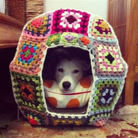 dog house patterns free crochet cat cave free pattern lots of ideas the whoot