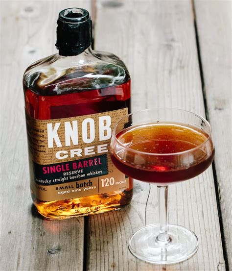 Knob Creek Ingredients by 3 Twists On The Fashioned Did You Say Bacon