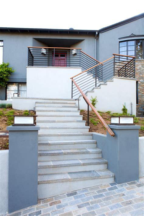 contemporary architecture hgtv photos hgtv contemporary home exterior with stone steps