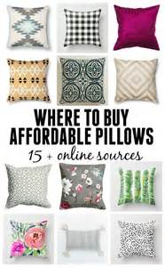 Best Place To Buy Decorative Pillows 25 Best Ideas About Teal Throw Pillows On