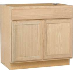Kitchen Cabinet Bases Assembled 36x34 5x24 In Base Kitchen Cabinet In