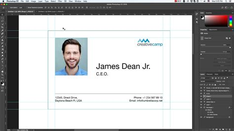 Legendary Card Template by 10 Legendary Business Cards Of Makebadge