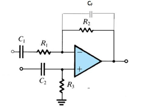capacitor and resistor function design the values of the capacitors and resistors chegg
