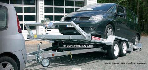remorque satellite porte voiture remorque porte voiture satellite