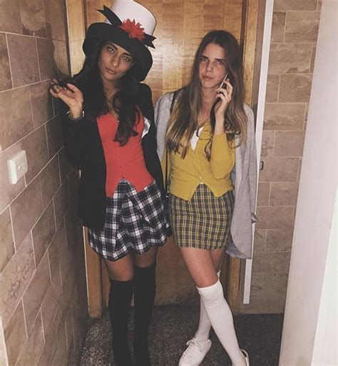 diy costumes college best 25 cher clueless costume ideas on