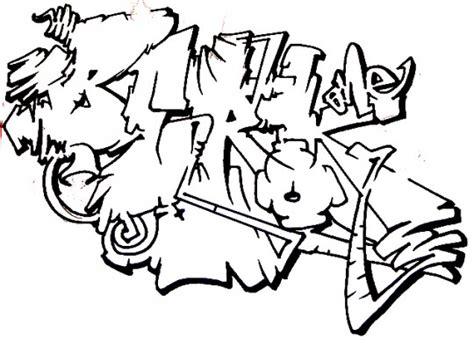 imagenes de graffitis para dibujar a lapiz letras fotos de graffitis faciles para dibujar imagui