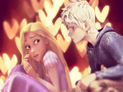 Imagenes De Jack Y Rapunzel | jack frost and rapunzel by retrochick80 on deviantart