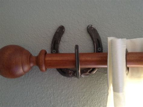 western curtain rod holders 1000 ideas about rustic curtain rods on pinterest