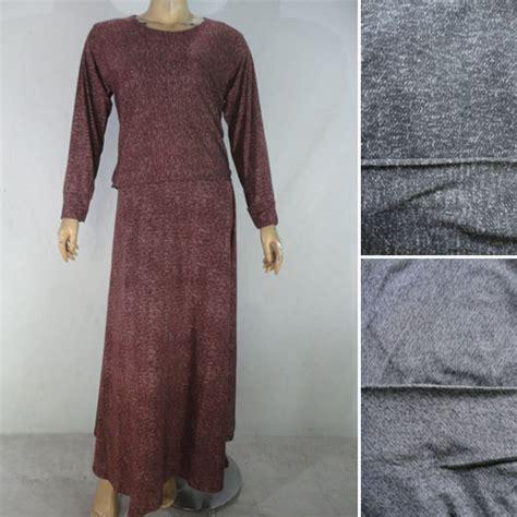 New Mukena Cap Warna Fahfa 2 gamis muslim najma motif pusat grosir batik toko