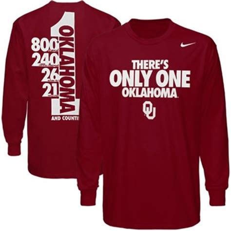Tshirt Nike Ones Stuff 1000 images about sooner gift guide on