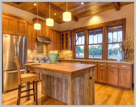 rustic kitchen island ideas rustic kitchen islands hgtv in kitchen island rustic