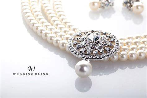 Kalung Etsy 2 Warna 4 macam kalung yang akan mewarnai hari pernikahan anda
