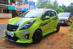 Chevrolet Beat Modified Team Bhp Team Bhp Pics Tastefully Modified Cars In India