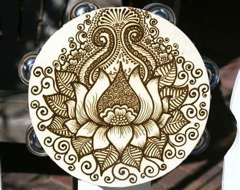 mandala tattoo in london henna drum mandala tools pinterest henna mandalas