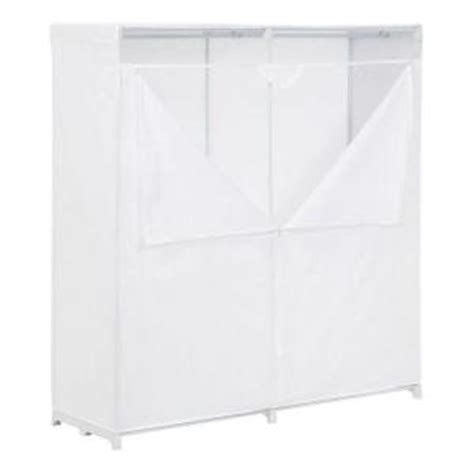 Home Depot Portable Closet by Honey Can Do 60 In H X 64 In W X 20 In D Portable