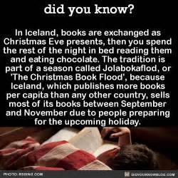 iceland christmas eve book tradition krista mccracken kristamccracken twitter