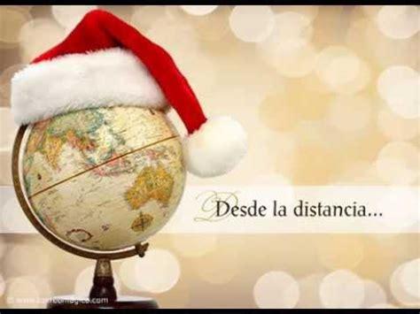 imagenes feliz navidad desde la distancia heromoso video de navidad para enviar a quien est 225 lejos