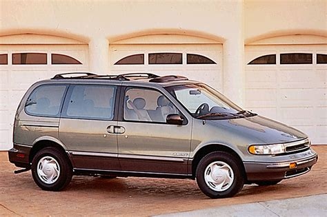 how to fix cars 1993 nissan quest security system 1993 98 nissan quest consumer guide auto