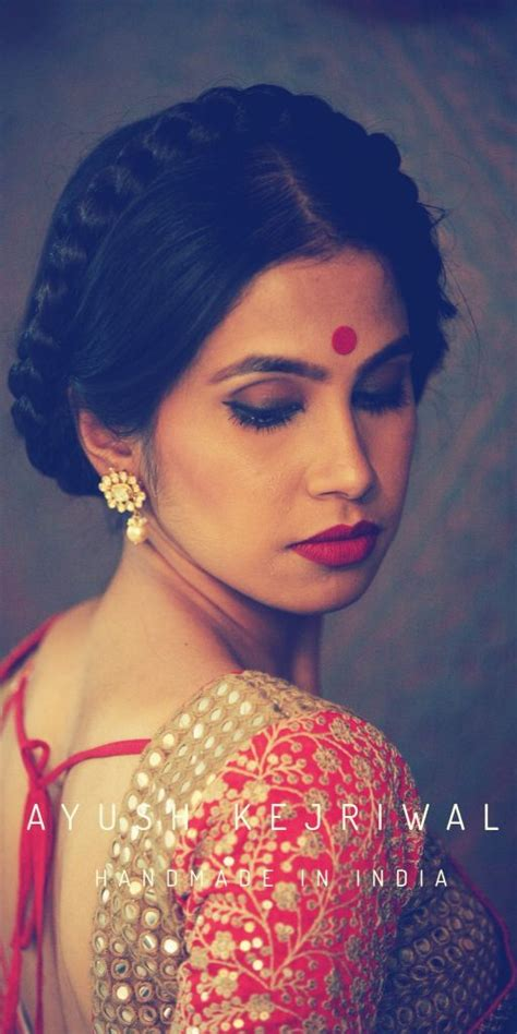 Traditional Wedding Hairstyles by Traditional Indian Wedding Hairstyles 27 Indian Makeup