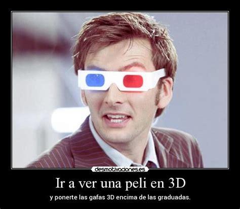 imagenes en 3d gafas de cine im 225 genes y carteles de miopia pag 3 desmotivaciones