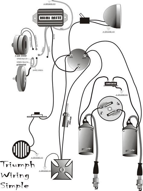 harley bobber wiring diagram efcaviation