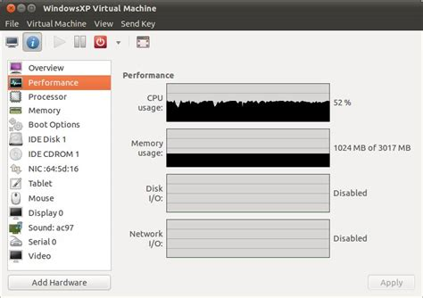 configuring a new ubuntu 11 04 kvm virtual network 11 04 get information from virtual machine manager using