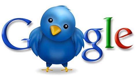 google google twitter google twitter team up to offer tweets in google search