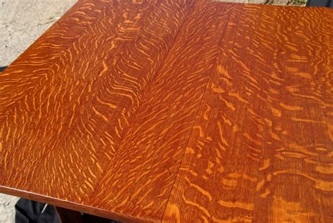 quarter sawn oak table quotes