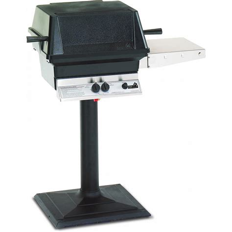 patio gas grill pgs a30 cast aluminum freestanding propane gas grill on
