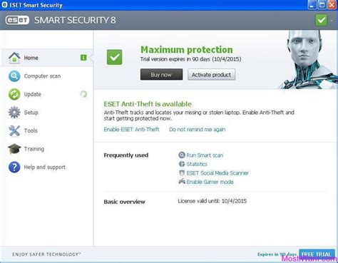 download eset 8 full version gratis eset smart security 8 go4softwares