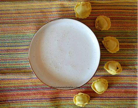 come preparare la panna da cucina panna da cucina fatta in casa ilaria zizza