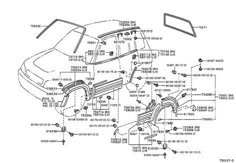 toyota camry 2007 parts diagram toyota camry interior parts diagram decoratingspecial