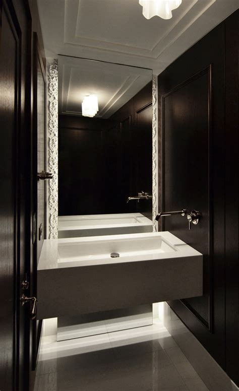 designer powder rooms dpages a design publication for of all things
