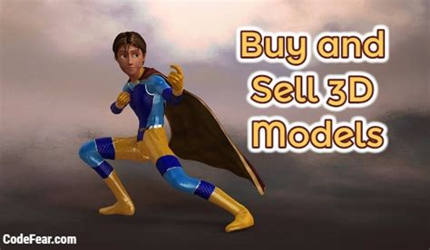 Buy High Quality 3d Models