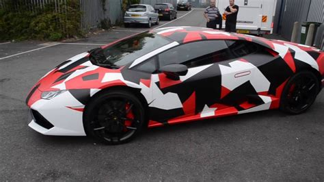 red camo lamborghini lamborghini huracan wrapped in red camo youtube