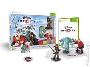 Disney Infinity 360 Covers Box Disney Infinity Xbox 360 2 Of 3