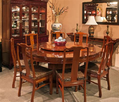 rosewood furniture dining room asian dining room
